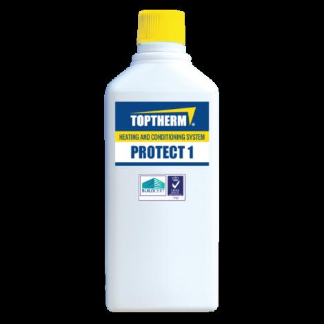 PROTECT 1 (12szt.) - inhibitor, zabezpieczenie przed korozją, osadami tlenków metali i kamieniem kotłowym