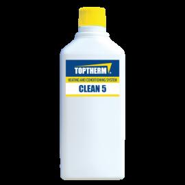 CLEAN 5 (4szt.) - czyszczenie używanych instalacji grzewczych