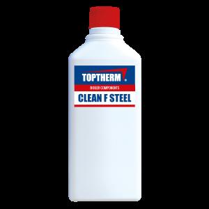 CLEAN F STEEL (4szt.) - czyszczenie komory spalania wymiennika ze stali nierdzewnej