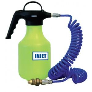 INJET, zbiornik do wprowadzania środków chemicznych do instalacji grzewczej