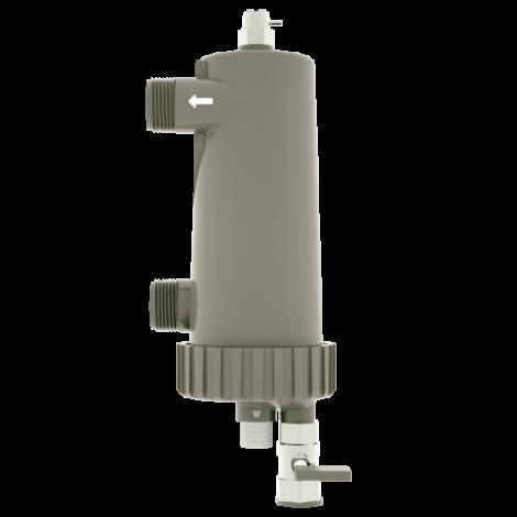 T-MAG XL, filtr magnetyczny z półautomatycznym czyszczeniem