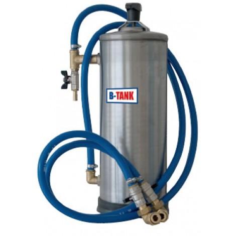 BTANK, agregat do czyszczenia obiegu wodnego kotła (bez pompy)