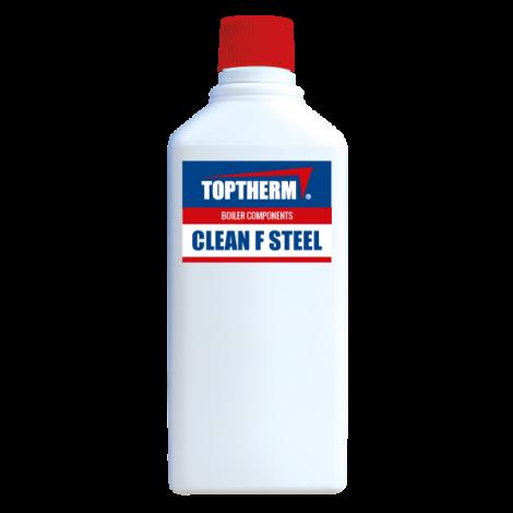 CLEAN F STEEL (4 szt.) - czyszczenie komory spalania wymiennika ze stali nierdzewnej