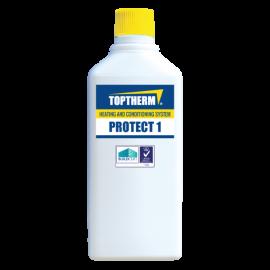 PROTECT 1 (4 szt.) - inhibitor, zabezpieczenie przed korozją, osadami tlenków metali i kamieniem kotłowym