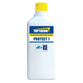 PROTECT 1 (12 szt.) - inhibitor, zabezpieczenie przed korozją, osadami tlenków metali i kamieniem kotłowym