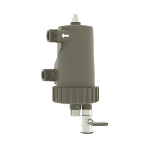 T-MAG, filtr magnetyczny z półautomatycznym czyszczeniem