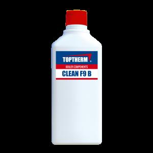 CLEAN F9 B (1 szt.) - czyszczenie komory spalania wymiennika aluminiowego kotła (pasywator)