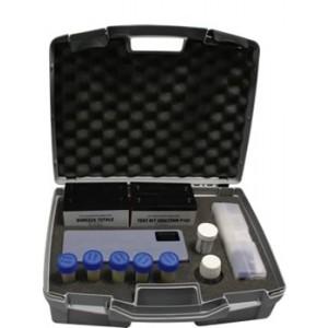 WATER-TEST 2, walizka z urządzeniami i odczynnikami do analizy wody